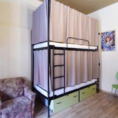 Little Quarter Hostel Кровать в общем номере с двухъярусной кроватью фото 3