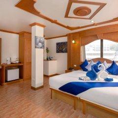 Tiger Hotel (Complex) 3* Улучшенный номер с двуспальной кроватью фото 8