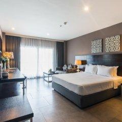 Sea Me Spring Hotel 3* Стандартный номер с различными типами кроватей фото 9