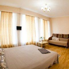 Гостиница Bed2bed комната для гостей фото 3