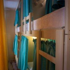 Волхонка хостел Кровать в женском общем номере с двухъярусными кроватями фото 5