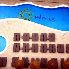 Отель Ohtels Playa de Oro Испания, Салоу - 7 отзывов об отеле, цены и фото номеров - забронировать отель Ohtels Playa de Oro онлайн бассейн фото 2