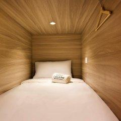 Capsule Pod Boutique Hostel Кровать в общем номере фото 16