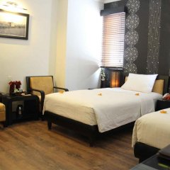 Orchid Hotel 3* Номер Делюкс с различными типами кроватей фото 8