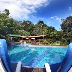 Отель Chachagua Rainforest Ecolodge бассейн фото 2