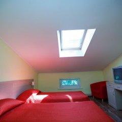 Гостиница Вояж Парк (гостиница Велотрек) 2* Номер категории Эконом с 2 отдельными кроватями фото 2