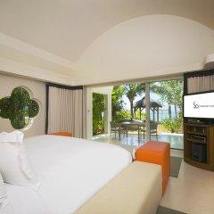 Отель SO Sofitel Mauritius 5* Номер Делюкс с различными типами кроватей фото 6