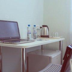 Мини-Отель Агиос на Курской 3* Номер Комфорт с двуспальной кроватью фото 8