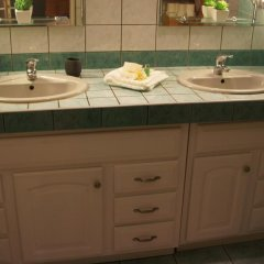 Отель Regina Suite Lodge ванная