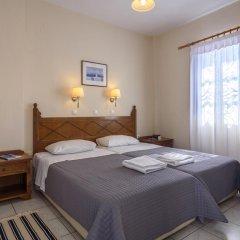 Отель Kykladonisia 3* Стандартный номер с двуспальной кроватью фото 3