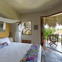 Отель La Villa Luz Adults Only 3* Номер Делюкс с различными типами кроватей фото 3