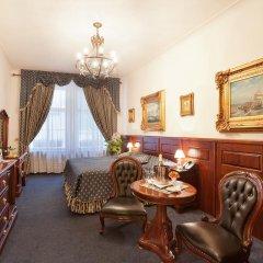Отель U Zlateho Stromu 4* Студия фото 3