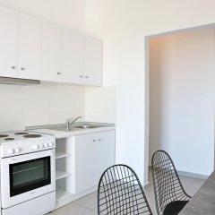 Апартаменты Hillside Studios & Apartments Улучшенный номер с различными типами кроватей фото 5