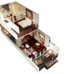Отель JW Marriott Khao Lak Resort and Spa 5* Люкс с различными типами кроватей фото 5