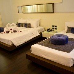 Отель Z Through By The Zign 5* Номер Делюкс с 2 отдельными кроватями фото 24