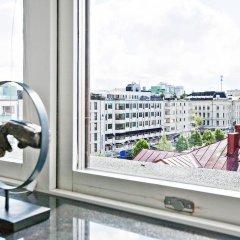Отель Avenue A1 Улучшенные апартаменты с различными типами кроватей фото 36