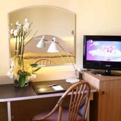 Hotel Europa 3* Стандартный номер с различными типами кроватей фото 5