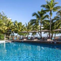 Отель The St Regis Bora Bora Resort бассейн фото 3