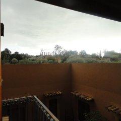 Отель Casa Valle Dei Templi Агридженто балкон