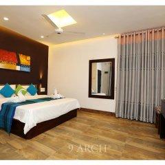Отель 9 Arch 3* Улучшенный номер с различными типами кроватей фото 3