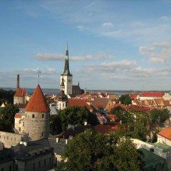 Отель Rapunzel Tower Apartment Эстония, Таллин - отзывы, цены и фото номеров - забронировать отель Rapunzel Tower Apartment онлайн балкон