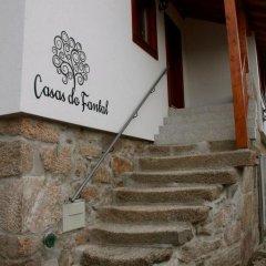 Отель Casas do Fantal Студия с различными типами кроватей фото 9