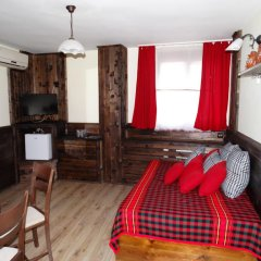 Hotel Simona Complex Sofia 3* Стандартный номер разные типы кроватей фото 3