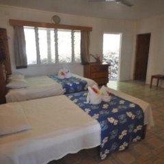 Отель Daku Resort Savusavu 3* Коттедж с различными типами кроватей фото 15
