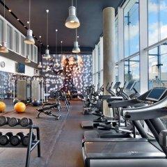 Отель W London Leicester Square фитнесс-зал фото 4