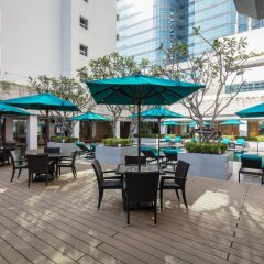Отель Holiday Inn Bangkok питание фото 3