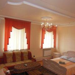 Мини-Отель Сити Полулюкс с разными типами кроватей