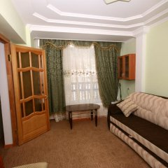 Гостиница Горные Вершины Люкс с различными типами кроватей фото 3