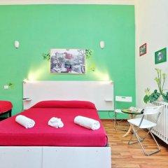 Отель Lucky Domus 2* Стандартный номер с различными типами кроватей фото 14