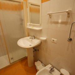 Hotel Sole Mio ванная