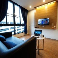 130 Hotel & Residence Bangkok 3* Номер Делюкс с 2 отдельными кроватями фото 2