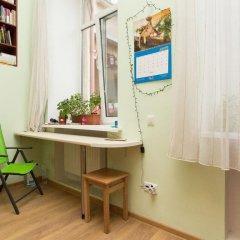 Центро Хостел Кровать в женском общем номере с двухъярусными кроватями фото 5
