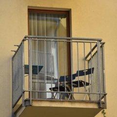 Отель Aparthotel Austria Suites балкон