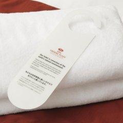 Отель ANA Crowne Plaza Narita 4* Стандартный номер с различными типами кроватей фото 8