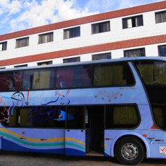 Candango Aero Hotel городской автобус