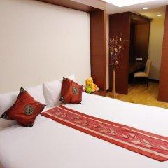 Отель Ninth Place Serviced Residence Улучшенные апартаменты
