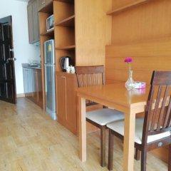 Отель Blue Ocean Suite Паттайя комната для гостей
