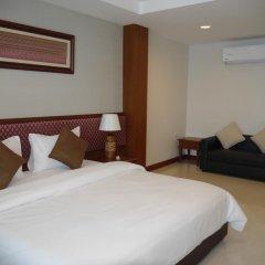 Отель True Siam Rangnam Бангкок комната для гостей фото 9
