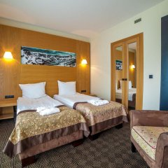 Отель Grand Nosalowy Dwór Польша, Закопане - отзывы, цены и фото номеров - забронировать отель Grand Nosalowy Dwór онлайн комната для гостей фото 5