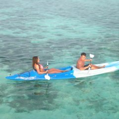 Отель Clear Sky Inn By Wonderland Maldives Мале спортивное сооружение