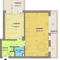 Апартаменты Comfort Apartment Поморие с домашними животными