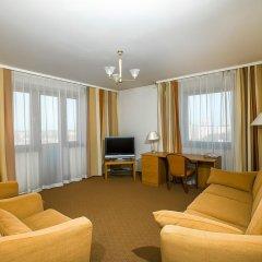 Гостиница Виктория 4* Апартаменты с разными типами кроватей фото 8