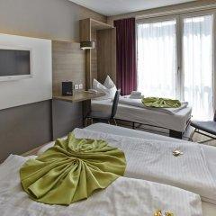 Hotel Demas City 3* Стандартный номер с различными типами кроватей фото 8