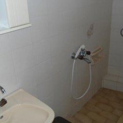 Hotel Olympos ванная фото 2