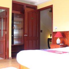 Fansipan View Hotel 3* Номер Делюкс с двуспальной кроватью фото 9