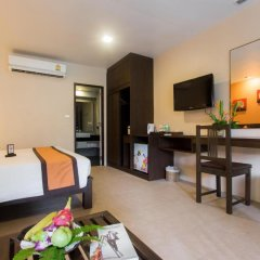 Отель Baan Chaweng Beach Resort & Spa 3* Номер Superior building с различными типами кроватей фото 3